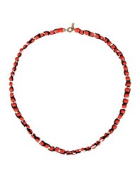 Missoni Jewellery Necklaces Women Red
