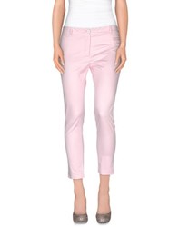 Gai Mattiolo Trousers Casual Trousers Women Pink