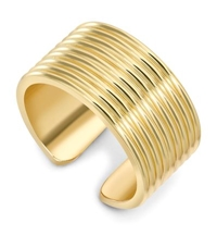 Theo Fennell Gold Whip Torque Ring