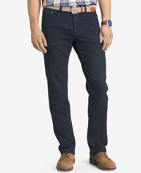 Izod Ultra Comfort Stretch Jeans Night Sky