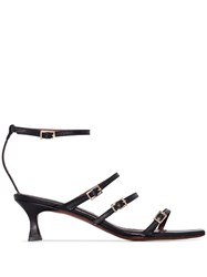 Manu Atelier Naomi 50 Strappy Leather Sandals 60