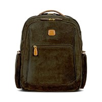 Bric's Life Large Executive Backpack Olive