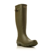Barbour Bede Wellington Boots Green