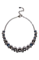 St. John Women's Collection Swarovski Crystal And Imitation Pearl Necklace