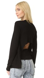 Cheap Monday Youth Knit Sweater Black