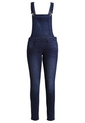 Cheap Monday Dungarees Ink Blue Blue Denim