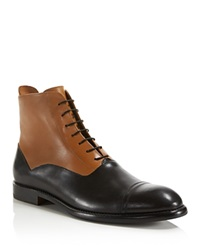 Justin Deakin Billy Two Tone Boots