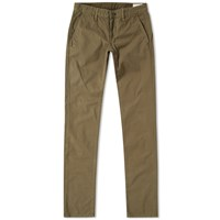 Rag And Bone Standard Issue Slim Chino Green