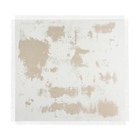Chilewich Imprint Square Placemat Rustic Gold