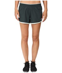 The North Face Reflex Core Shorts Darkest Spruce Subtle Green Women's Shorts
