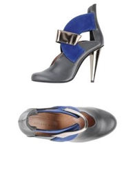 Roland Mouret Ankle Boots Lead