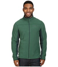 Mountain Hardwear Microchill 2.0 Jacket Forest Men's Long Sleeve Pullover Green