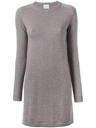 Le Kasha Bali Knitted Dress Women Cashmere S Nude Neutrals