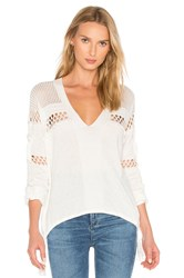 Wildfox Couture Sold Sweater White