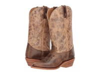 Dingo Jess Chocolate Tan Cowboy Boots Brown