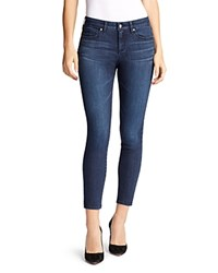 William Rast Skinny Ankle Crop Jeans Midnight Tint