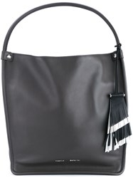 Proenza Schouler Medium Shopper Tote Grey