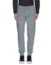 Williams Wilson Trousers Casual Trousers Men Grey