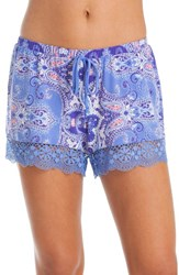 In Bloom By Jonquil Women's Paisley Pajama Shorts