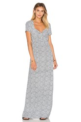 American Vintage Yacqui Maxi Dress White