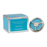 Max Benjamin Classic Collection Car Fragrance And Refill Blue Azure