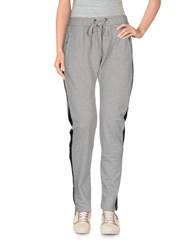 Silvian Heach Trousers Casual Trousers Women Light Grey