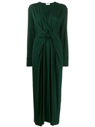 Christian Wijnants Knot Dress Green