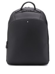 Montblanc Textured Backpack Black
