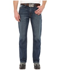 Cinch Silver Label Dark In Indigo Indigo Men's Jeans Blue