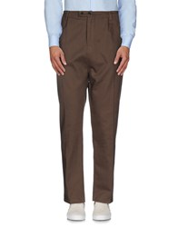Camo Trousers Casual Trousers Men Cocoa