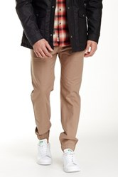 Micros Tomax Chino Jogger Pant Beige