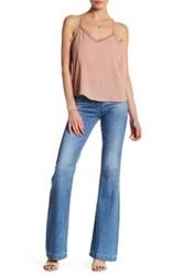 Ag Jeans Janis High Rise Flare Jean Blue