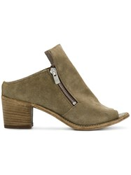 Officine Creative Resnais Mules Brown