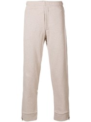 Joseph Loopback Trackpants Nude And Neutrals