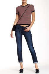 Rich And Skinny Cropped Skinny Jean Blue