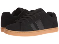 Osiris Loot Black Black Gum Men's Skate Shoes