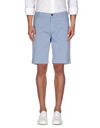 Antony Morato Trousers Bermuda Shorts Men Sky Blue