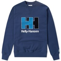 Helly Hansen Crew Sweat Blue