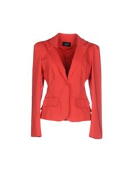 G.Sel Suits And Jackets Blazers Women Red