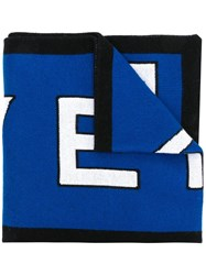Givenchy 4G Scarf Blue