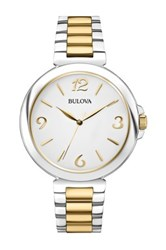 Bulova Women's Dress Bracelet Watch Metallic