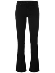 Mother The Runaway Jeans Black
