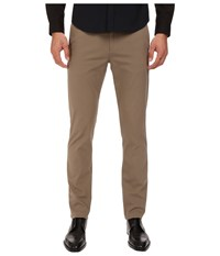 Theory Zaine.Witten Pants Dark Till Men's Casual Pants Brown