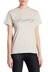 Sincerely Jules Gypsy Tee Beige