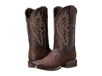 Stetson Shield Brown Bull Men's Boots