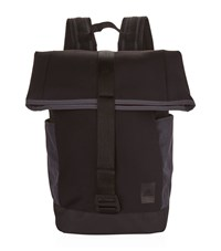 Adidas Flap Front Backpack Unisex Black