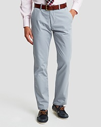 Thomas Pink Voltaire Straight Fit Chino Pants Grey