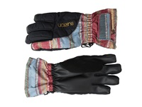 Burton Profile Under Glove Mandala True Black Extreme Cold Weather Gloves