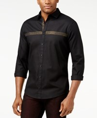 Inc International Concepts Peter Holiday Print Shirt Only At Macy's