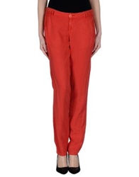 Freesoul Casual Pants Red